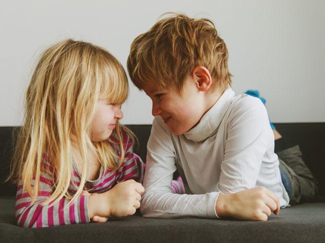 Dating scheidung erwachsene kinder