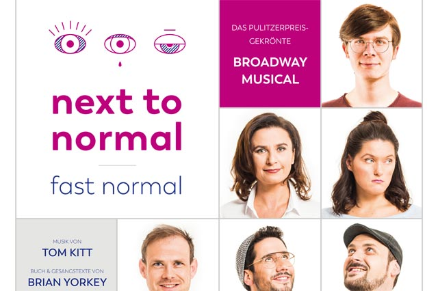 """next to normal -  fast normal"""
